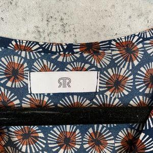 LA REDOUTE Dresses - LA REDOUTE // Floral Print Short Sleeve Dress